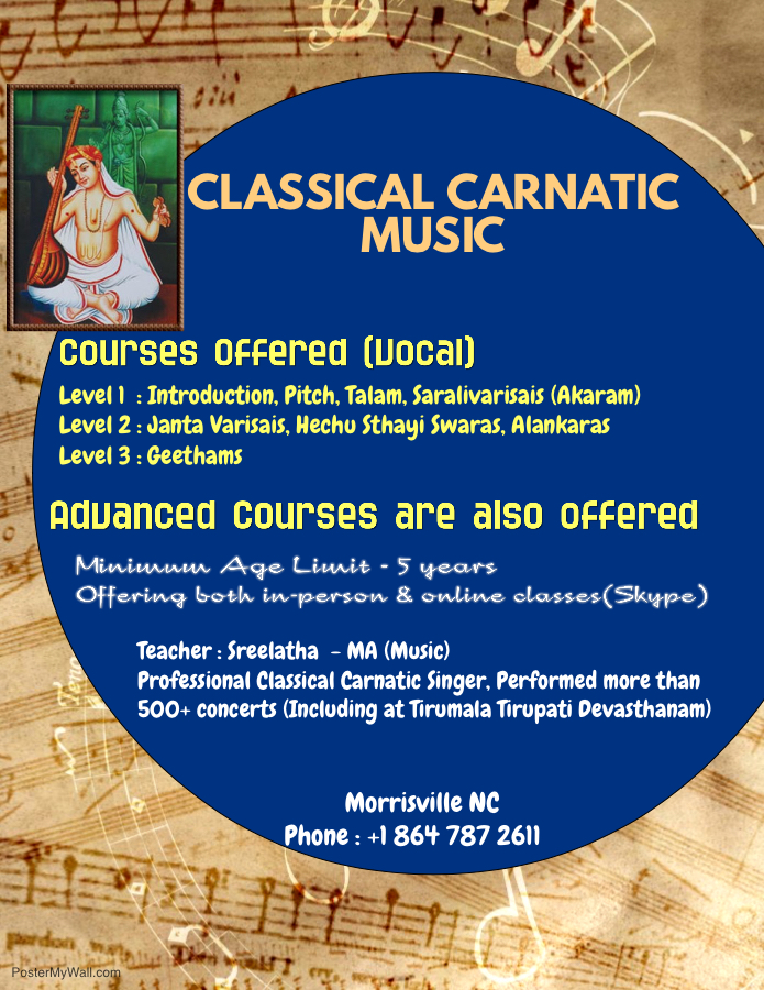 Sreelatha Music Classes