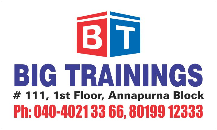 Big Trainings